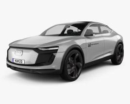 3D model of Audi Elaine 2017