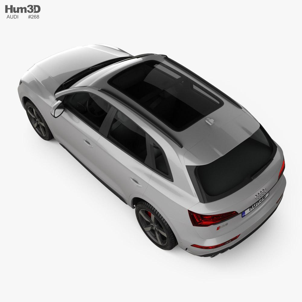 Audi SQ5 2020 3D model
