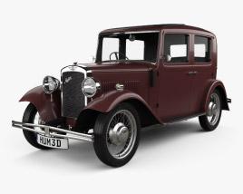 3D model of Austin 10/4 1932