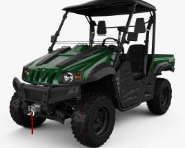 Axis 500 2021 3D model