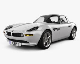 3D model of BMW Z8 (E52) 2003
