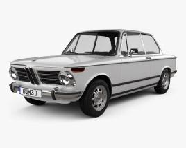 3D model of BMW 2002 1968