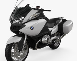 3D model of BMW R1200RT 2005