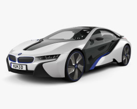 High Quality BMW I8 Concept 2013