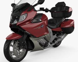 3D model of BMW K 1600 GTL 2013