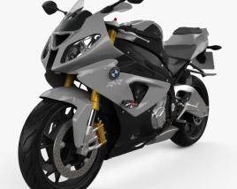 3D model of BMW S1000RR 2013