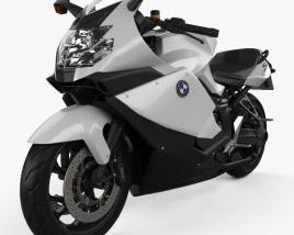 3D model of BMW K 1300 S 2014