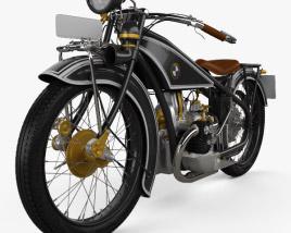 3D model of BMW R32 1923