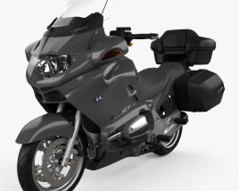 3D model of BMW R1150RT 2004