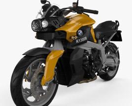 3D model of BMW K1300R 2012