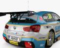 BMW 1 Series BTCC 2016 3d model