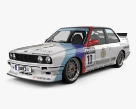 3D model of BMW M3 E30 DTM 1992