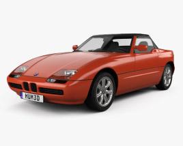 3D model of BMW Z1 1988