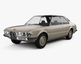 3D model of BMW Garmisch Recreation 2020