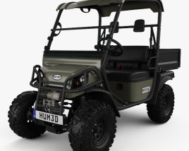 3D model of Bad Boy Buggies Recoil iS 4×4 2012