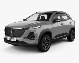 3D model of Baojun RS-3 2019