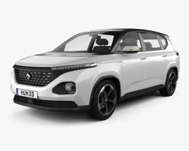 3D model of Baojun RM-5 2019