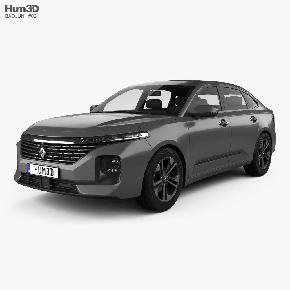 Baojun RC-5 2020 3d model