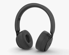 3D model of Beats Solo Pro Black