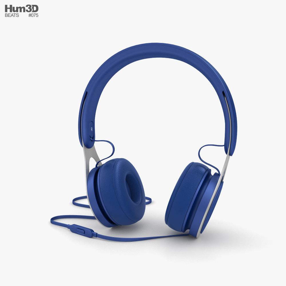 Beats EP Blue 3D model