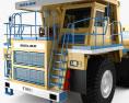 BelAZ 7555B Dump Truck 2016 3d model