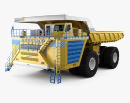 3D model of BelAZ 75710 Dump Truck 2013
