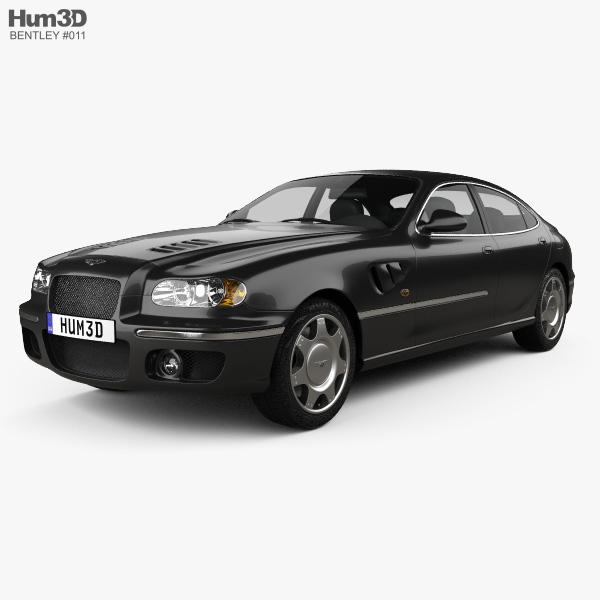 Bentley Rapier 1996 3D model