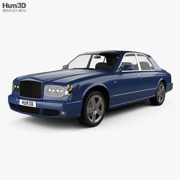 Bentley Arnage T 2002 3D model