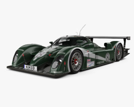 3D model of Bentley Speed 8 2003