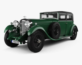 3D model of Bentley 8 Litre 1930