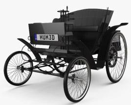 3D model of Benz Velo 1894