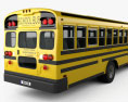 Blue Bird Vision School Bus 2014 3d model