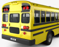 Blue Bird Vision School Bus L1 2015 3d model