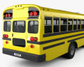 Blue Bird Vision School Bus L3 2015 3d model