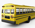 Blue Bird FE School Bus 2020 3d model