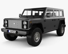 3D model of Bollinger B1 2019