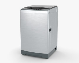 3D model of Bosch Powerwave Washing Machine