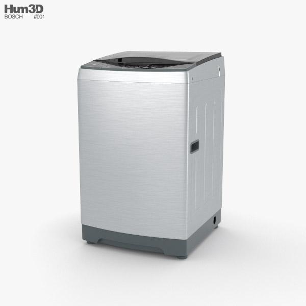 3D model of Bosch Powerwave Washing Machine