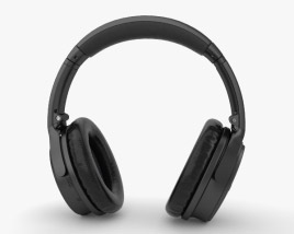 3D model of Bose QuietComfort 35 II