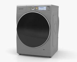 Brastemp Tira Manchas Pro Máquina de lavar Modelo 3d