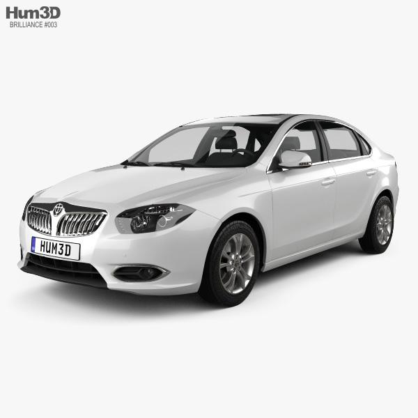 Brilliance H530 2012 3D-Modell