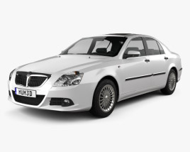 3D model of Brilliance BS6 2012