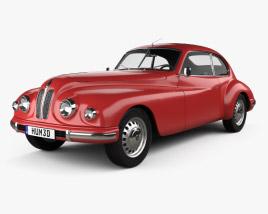 3D model of Bristol 401 1949