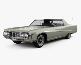 Buick Electra 225 Custom Sport Coupe 1969 3D模型