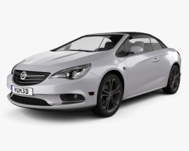 3D model of Buick Cascada 2016