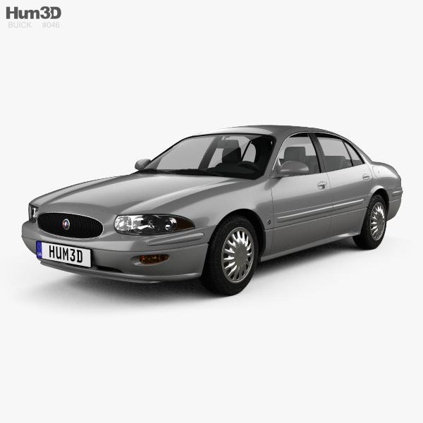 Buick LeSabre Limited 2000 3D model