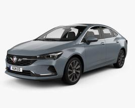 3D model of Buick Verano 2020