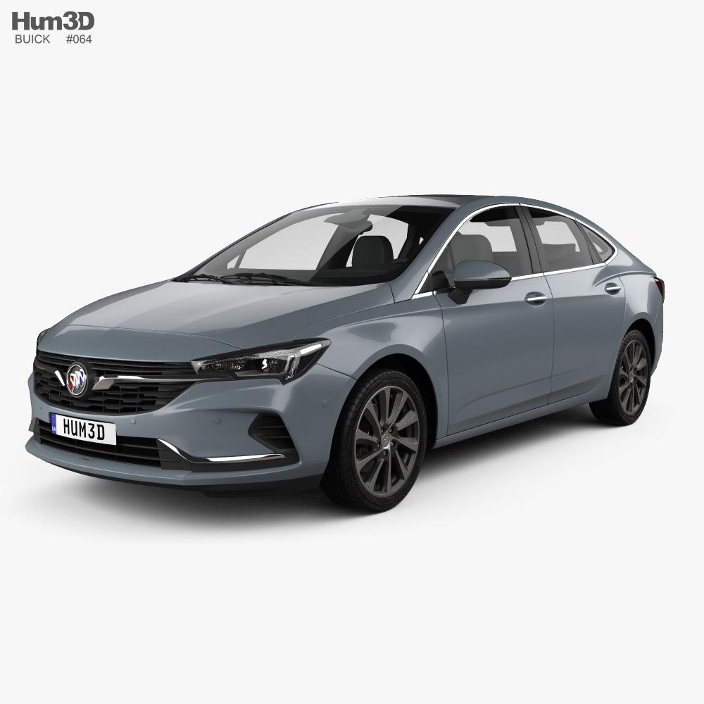 Buick Verano 2020 3D model