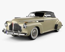 Buick Roadmaster Convertibile 1941 Modello 3D