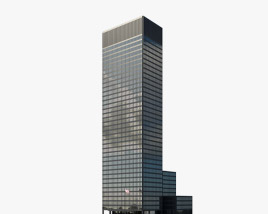 3D model of Seagram